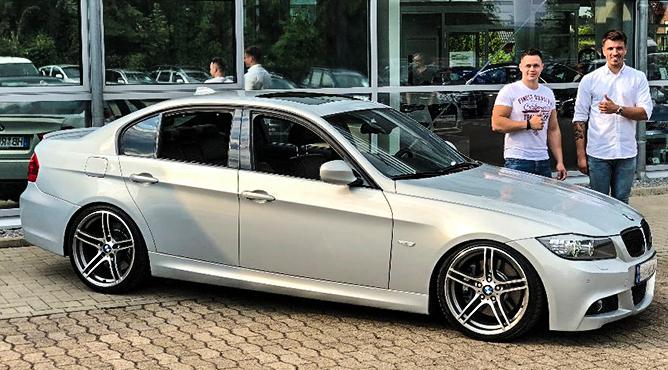 Herr Latendorf - Audi A3 - Gebrauchtwagen - Ein zufriedener Kunde!