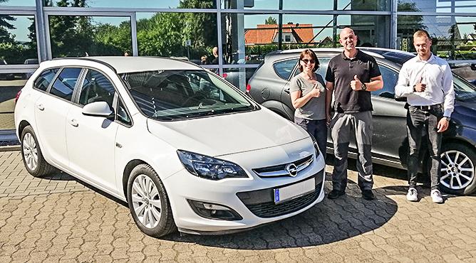 Opel Astra - Gebrauchtwagen - Zufriedene Kunden!